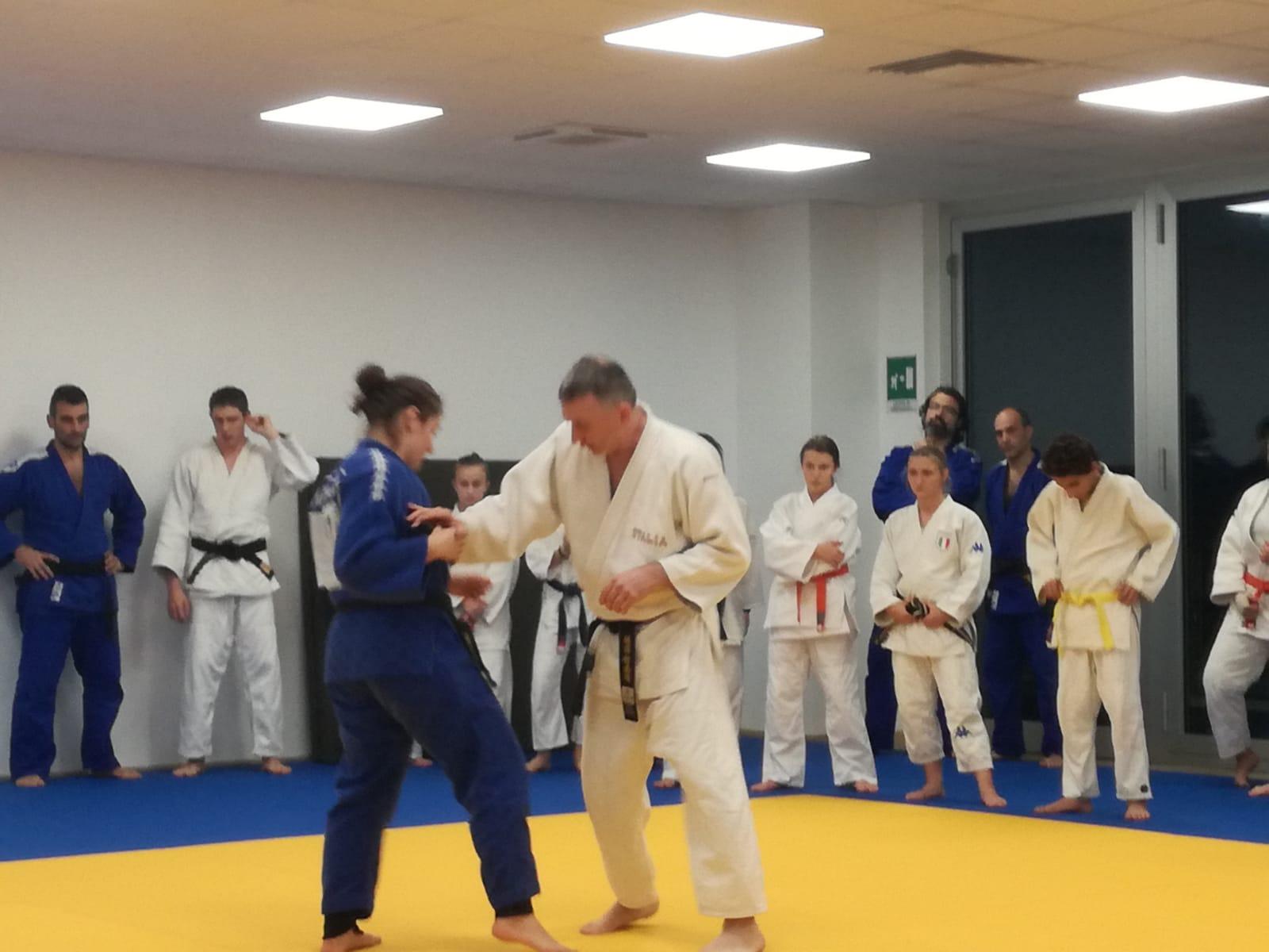 Tecniche Judo